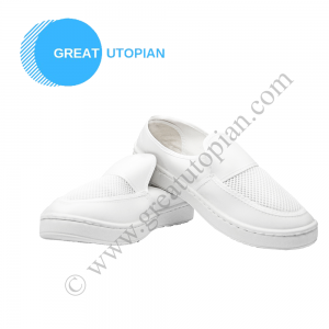 Great Utopian Sdn Bhd Mega ES305 ESD Shoes Front Netting Design