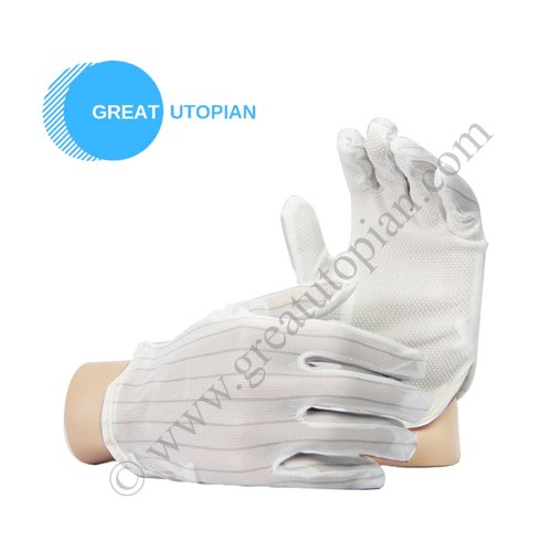 Great Utopian Sdn Bhd ESD Dotted Glove