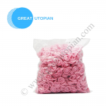 Great Utopian Sdn Bhd Pink Antistatic Finger Cots