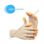 Great Utopian Sdn Bhd Mask Orange Finger Stall
