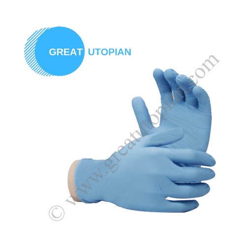 Great Utopian Sdn Bhd M+U POWDER FREE NITRILE GLOVE