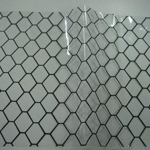 Great Utopian Sdn Bhd ESD Vinyl Curtain Honeycomb & Clear PVC