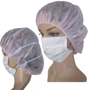 Great Utopian Sdn Bhd Face Mask 3 Ply Non Woven Head Loop