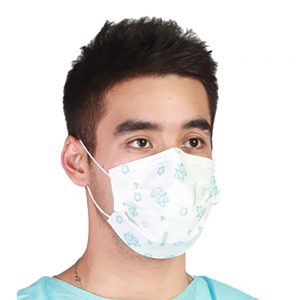 Great Utopian Sdn Bhd Face Mask Clean Room 3 Ply Non Woven