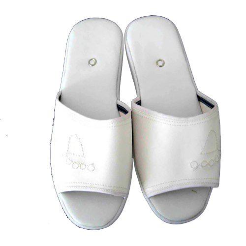 Great Utopian Sdn Bhd Mega ES308 ESD Slippers White