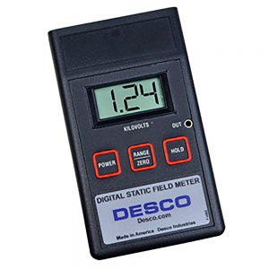 Great Utopian Sdn Bhd ESD Digital Static Field Meter