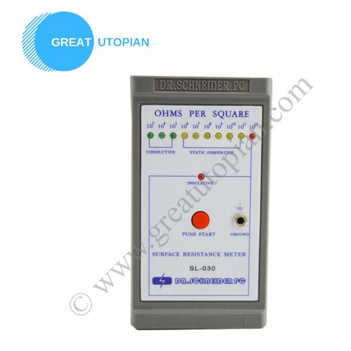 Great Utopian Sdn Bhd ESD Surface Resistance Meter Hand Held