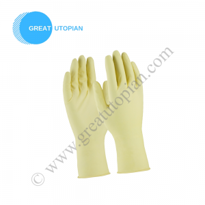 """Great Utopian Sdn Bhd Cleanroom Latex Glove 12"""""""