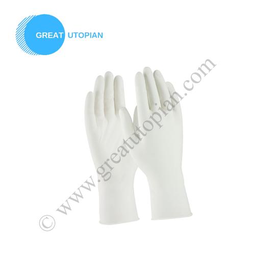 "Great Utopuian Sdn Bhd Cleanroom Nitrile Glove 12"""